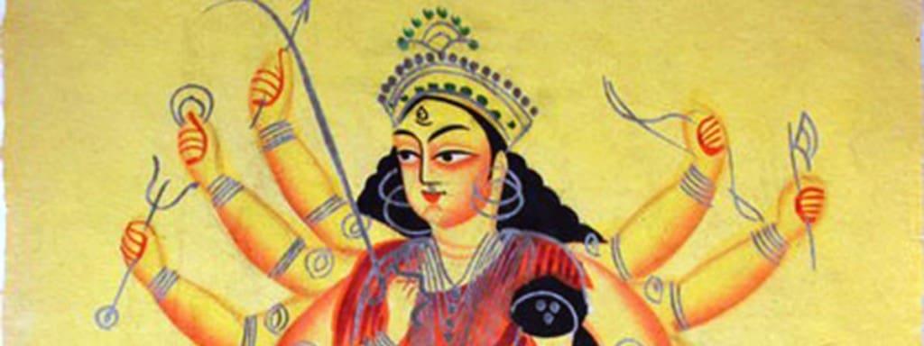 Kalighat_Durga_featured