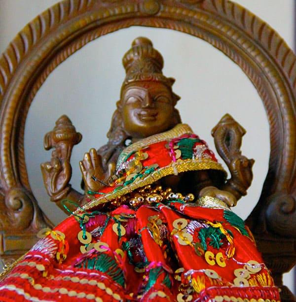 Bhuvaneswari (at Sri Kamakhya Mahavidya Mandir)